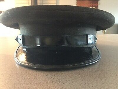 PRE EARLY WWII ARMY AIR CORPS EM'S SERVICE [VISOR] CAP Pre-War ?
