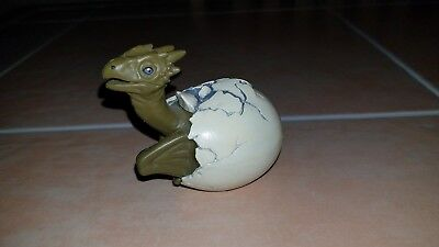 RARE The Wizarding World of Harry Potter Baby Dragon Norbert Hatching Egg Figure