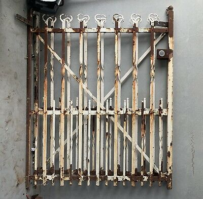 Vintage Wrought Iron Gates