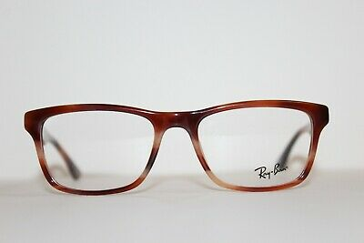 27e8964360 New Authentic Ray-Ban Rb 5279 5774 Tortoise Frames Eyeglasses Rx 53 Mm  Rb5279