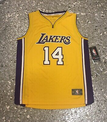 adc09c8d1f3 Brandon Ingram Los Angeles Lakers Gold Fanatics Youth Replica Jersey New w/  Tags