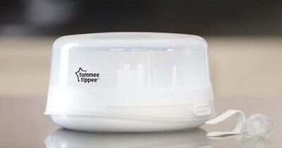 Tommee Tippee Microwave Steam Sterilizer and *Free Gift