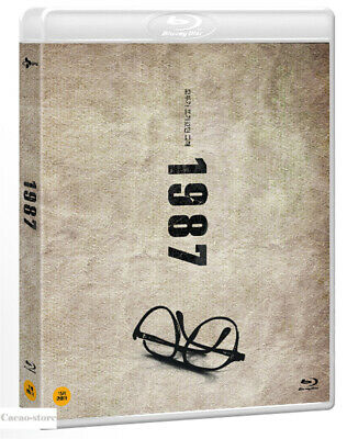1987 : When the Day Comes ( Blu-ray ) Ha Jung Woo / English Subtitle / Region A