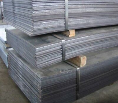 """3//16/"""" .1875 Hot Rolled Steel A36 10/""""X 12/"""" Sheet Plate"""