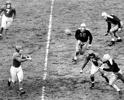 Green Bay Packers vs. New York Giants November 17, 1940 Photo