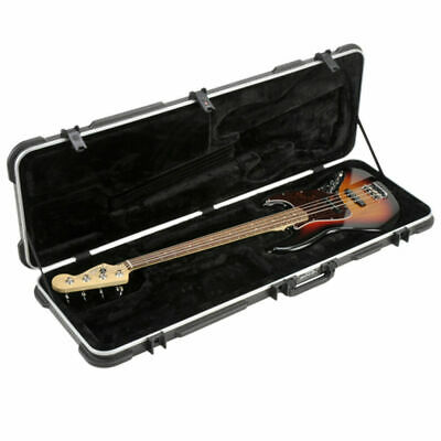 SKB 1SKB-44 Electric Bass Guitar Rectangular Case with TSA Locks  Sale Price