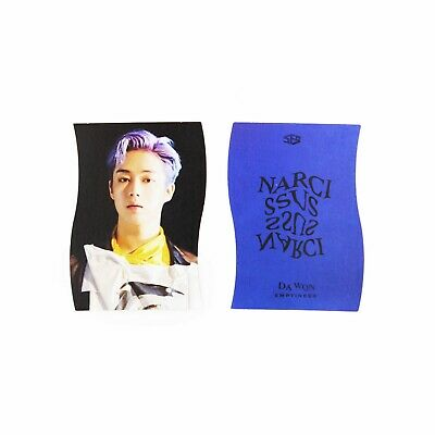 [SF9]NARCISSUS Album Official Photocard [Emtiness ver./Concept] - DAWON