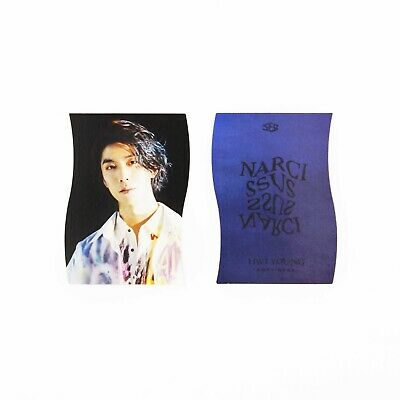 [SF9]NARCISSUS Album Official Photocard [Emptiness ver./Concept] - HWIYOUNG