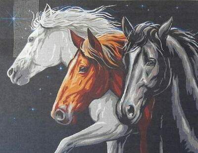 Horses Of The Night  - Printed Tapestry