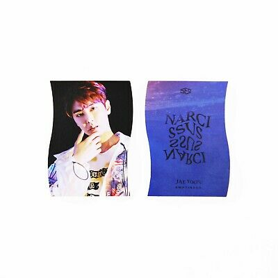 [SF9]NARCISSUS Album Official Photocard [Emptiness ver./Concept] - JAEYOON