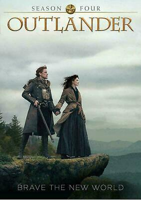 OUTLANDER Complete Season 4 Series Dvd New Sealed + FREE PRIORITY POST & TRACKIN