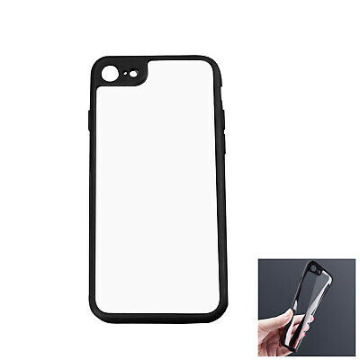 Replacement Shockproof Clear Bumper TPU Thin Case Cover Skin For iPhone 7/8 Plus