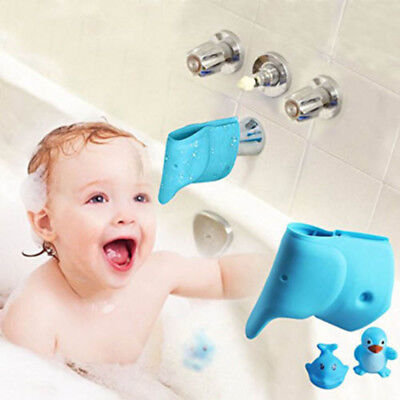 Baby Children Care Bath Spout Tap Tub Safety Water Faucet Cover Protector Hot