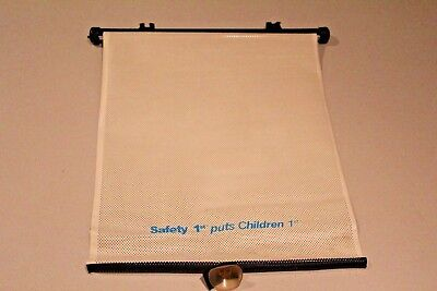 Children's Car Sun Screen Safety Net