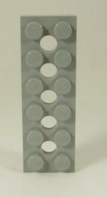 #3738 Technic Plate 2 x 8 with Holes LEGO Choose Your Color **Five per Lot**