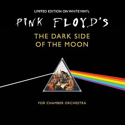 Pink Floyd's Dark Side Of The Moon: Limited Edition On White Vinyl