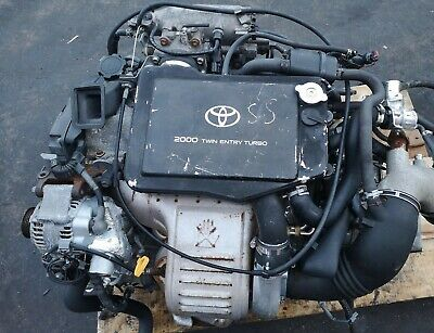 Toyota Celica Gt4 St205 3Sgte Engine Complete