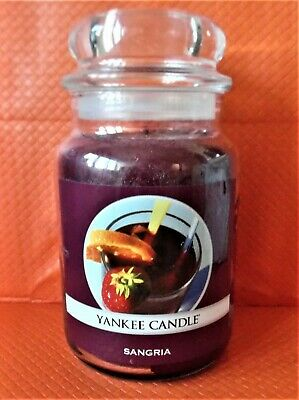 Yankee Candle | Sangria | Large Jar | 2016 | @@Last One@@