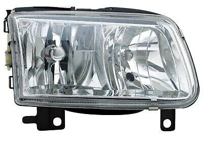 HEADLIGHTS Right For VW POLO 6N2 10/99-9/01 H1 H7 For Electric LWR