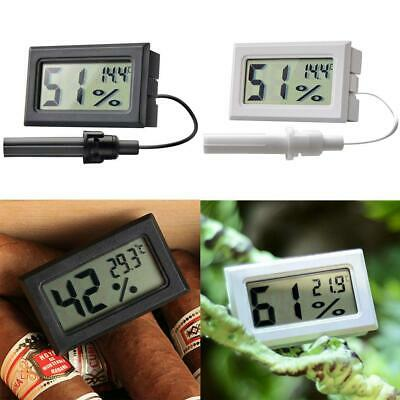 Electronic Digital Embedded Temperature Humidity Meter Hygrometer with 9G67