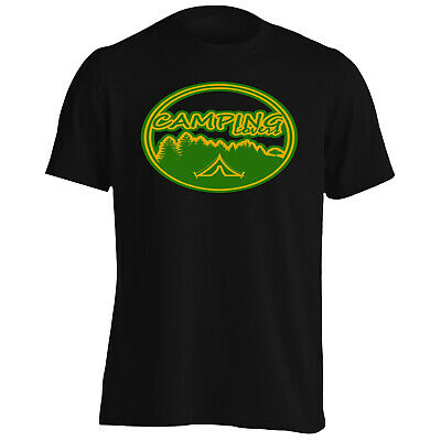 Camping lovers forest campers Men's T-Shirt/Tank Top gg895m