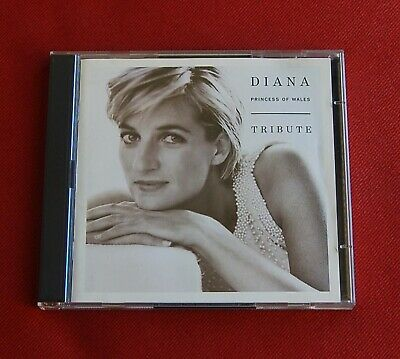 Diana - Princess Of Wales - Tribute Album (2CD) - Queen, George Michael, R.E.M.