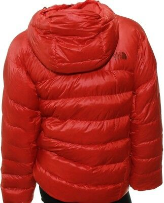 4be15b66e MEN'S THE NORTH Face Immaculator Down Jacket Medium Red Insulated ...