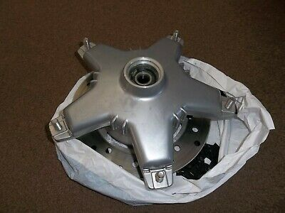 Vespa Px 125/200 Front Hub And Disc Set Up