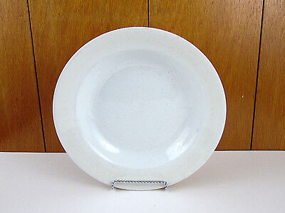 Antique Warranted Stone China White Bowl Dish Mellor Taylor & Co England