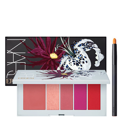 NARS X Erdem Poison Rose Lip Palette *Limited Edition** NIB