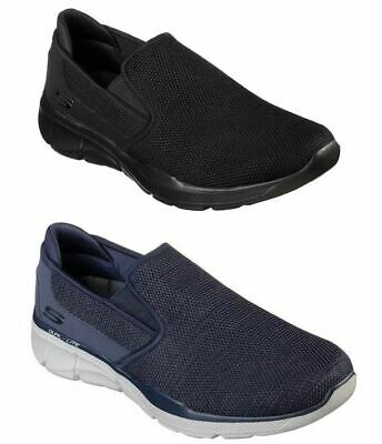 sneakers for cheap 992ce 517a8 SCARPE UOMO SENZA Lacci Memory Foam Skechers Equalizer 3.0 ...