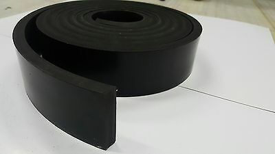 "//-5 NEOPRENE RUBBER ROLL 1//4 THK X 2/"" WIDE x 5 ft LONG  60 DURO"