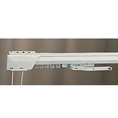 "Traverse Curtain Rod!!  48-86"" Left Draw!! by Kirsch!!  FREE SHIPPING! (3232025)"