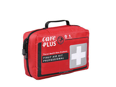 Care Plus First Aid Kit - BASIC, COMPACT & PROFESSIONAL, EDC, Survival Prepping