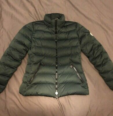 ccb513bfb MONCLER -BARNEYS NEW York- Hachi F Womens moto jacket coat-NWT-in ...