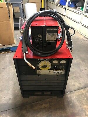 Lincoln IdealArc DC-400 Welder CC/CV Multi-Process Welder
