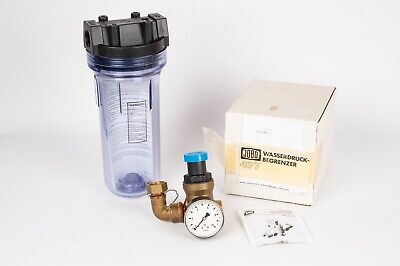 Jobo  4177 wasserdruck-Begrenzer + water Filter for laboratory NEW OLD STOCK