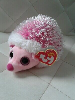 77bd15e30d1 TY MRS PRICKLY the HEDGEHOG BEANIE BABY - MINT - NO HANG TAG ...