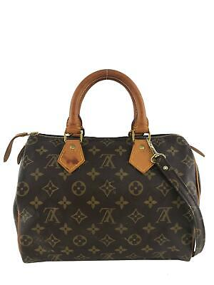 599a7e06195 LOUIS VUITTON MONOGRAM Speedy 25 Bag -  795.00