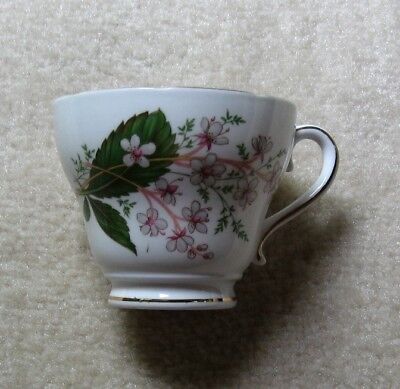 "ROYAL STAFFORD SALISBURY ENGLAND ""London Pride"" Footed Cup EUC"