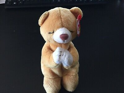 801ad623c32 TY BEANIE BABY Hope Praying Bear March 23