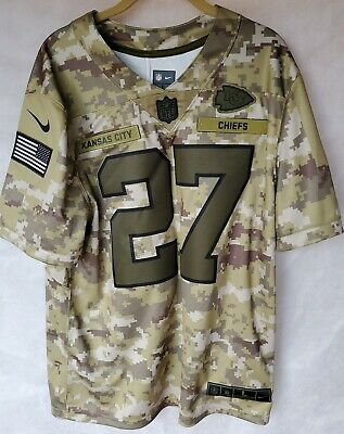 online store bb405 2aadc NIKE YOUTH NFL Salute To Service Kansas City Chiefs Eric ...