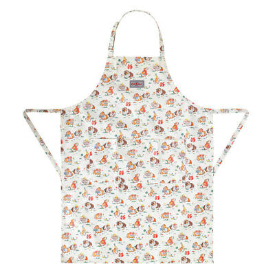 Bnwt Cath Kidston Pets Party Adults Apron Guinea Pig Hamster Adult Kitchen Chef
