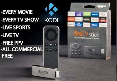 🔥🔥 Amazon Fire Stick 🔥🔥 Full HD Movies 🎥 TV 📺 Sport ⚽Kodi And Apitode tv