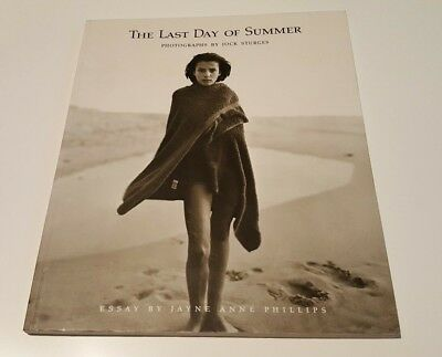 Jock Sturges - The Last Day of Summer, 1st Edition 1991  Aperture pb vgc