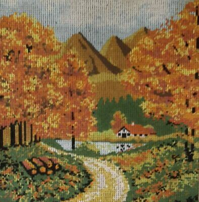 Autumn  - Printed Tapestry