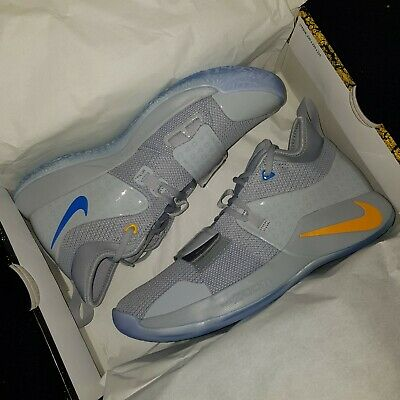 06b122f0a10b Nike Pg 2.5 Playstation Paul George Light Up Trainers Size Uk 8 Rare  Deadstock