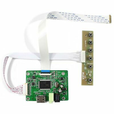 """Fit to 14"""" 1600x900 LP140WD1-TPD1 LCD Screen VGA HDMI LCD Controller Board"""