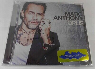 Marc Anthony Opus Cd Mexican Edition Mexico