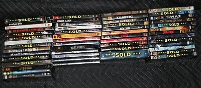 VERY GOOD condition DVDs for SALE. Choose any 5 DVDs for $5.00 **FREE SHIPPING**